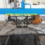 Hydraulic Floor Testing rig