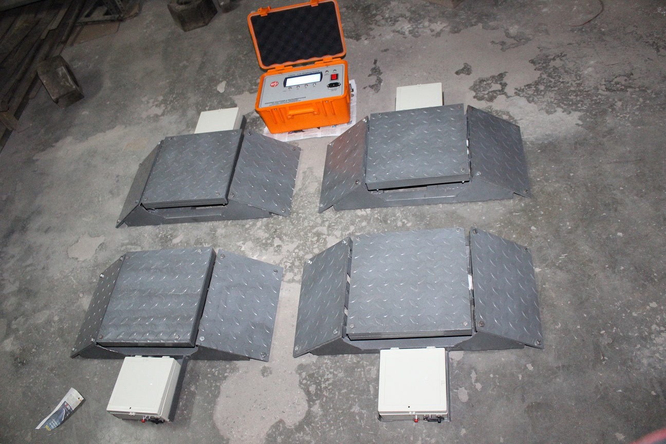 Vehicle Weighing System Load Cells Weighing Systems